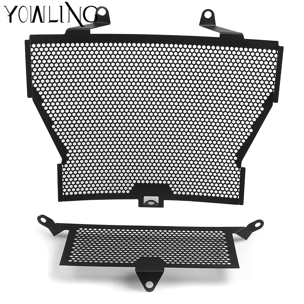 Motorcycle Accessories Radiator Protective Cover Grill Guard Grille Protector FOR S1000RR 2010 2017 S1000XR 2015 2017