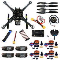 F19457 F DIY 4 Axle RC FPV Drone S600 Frame Kit With APM 2 8 Flight