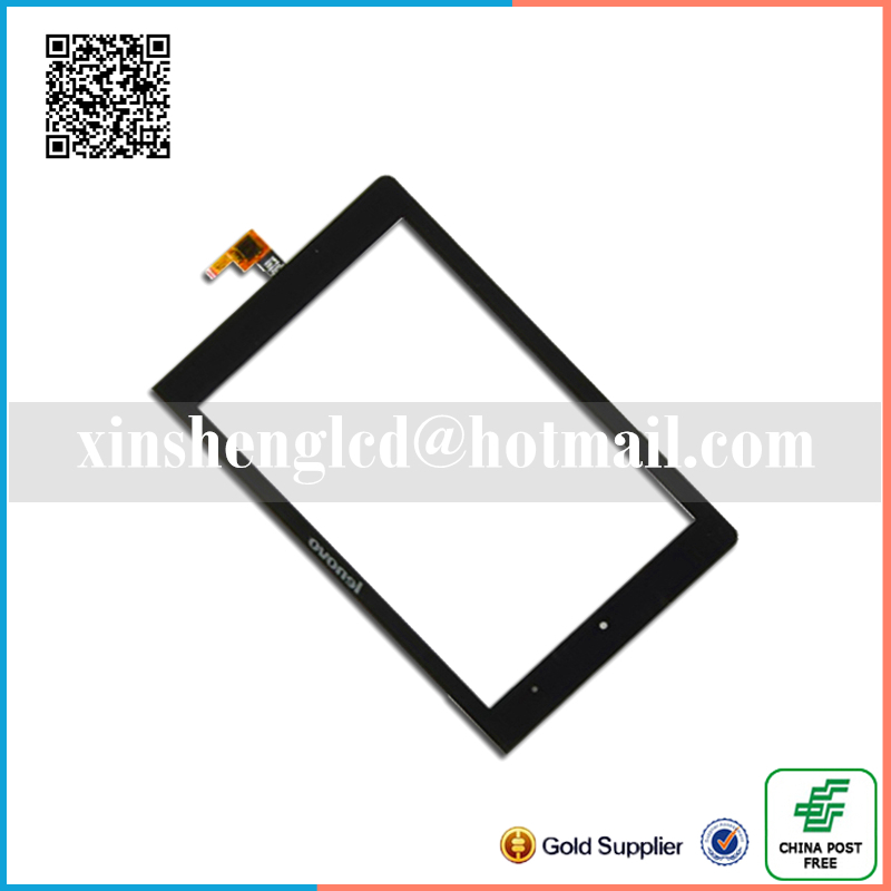 8'' inch touch screen For Lenovo Yoga Tablet 8 B6000 touch Screen with digitizer Free shipping + Track number lenovo vibe z lcd display screen digitizer accessories for lenovo k910 5 5 inch smartphone free shipping track number in stock