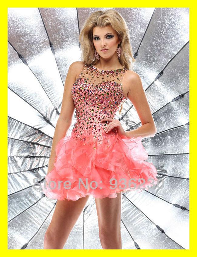 Excepcional Boscovs Prom Dresses Bandera - Ideas de Vestido para La ...