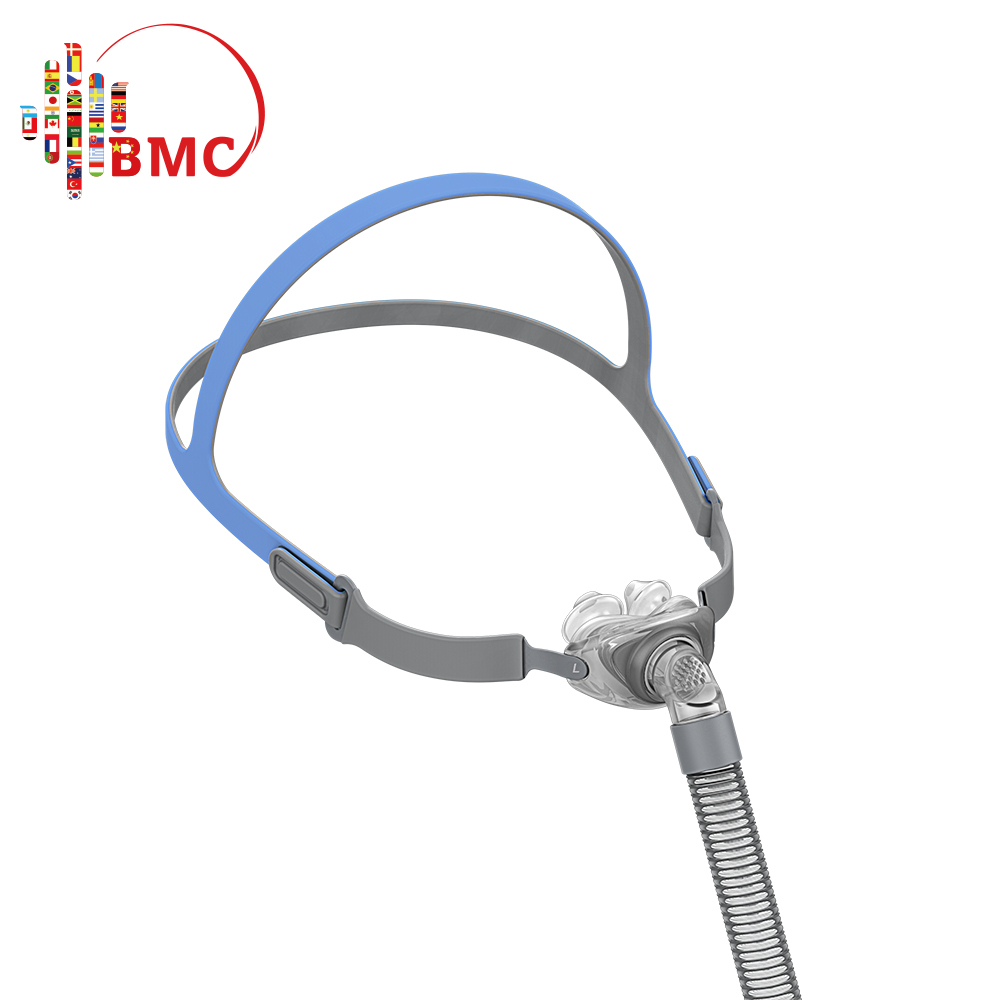 Image 3 - BMC P2 Nasal Pillows Mask for Sleep Snoring and Apnea CPAP Devices-in CPAP from Beauty & Health