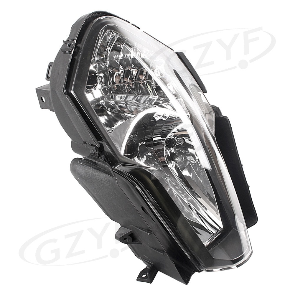 Headlight Headlamp for KTM 1190 RC8 2008 2009 2010 2011 2012 2013, Motorcycle Head Light Lamp Assembly