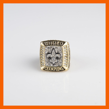 2009 NEW ORLEANS SAINTS de SUPER BOWL XLIV CAMPEONATO DEL MUNDO ANILLO EE.UU. TAMAÑO 8 9 10 11 12 13 14 DISPONIBLE