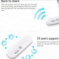 Huawei E8372 usb interface en 4g wifi dongle