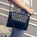 High Quality Designer Handbags Womens Handbags Fashion sheepskin Chain Handbag Ladies Shoulder Bag Rivet Messenger Bags sac