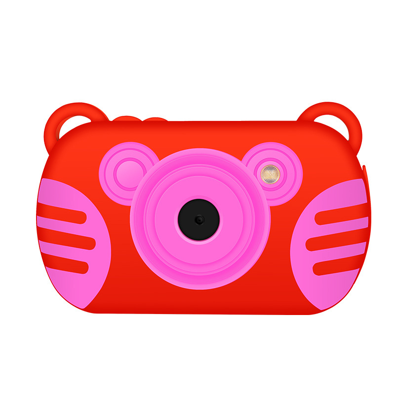 2019 haute qualité Mini Portable 2.7 pouces étanche dessin animé HD numérique caméra vidéo caméscopes cadeau jouet pour enfants