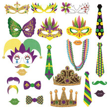 Online Get Cheap Mardi Gras Decorations Aliexpress Com Alibaba Group