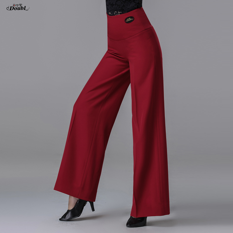 Baile MujerTrajes Tango Pantalones De Para Salón Nuevos qGMVSzUp