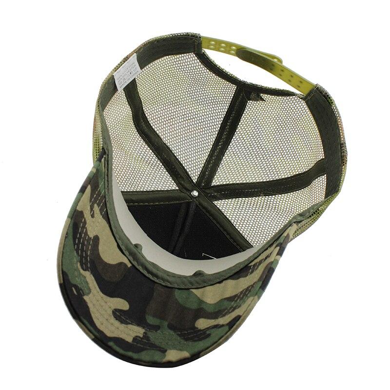 [Flb] kamuflase jala topi baseball, Swag snapback, Gurun Camo topi - Aksesori pakaian - Foto 6