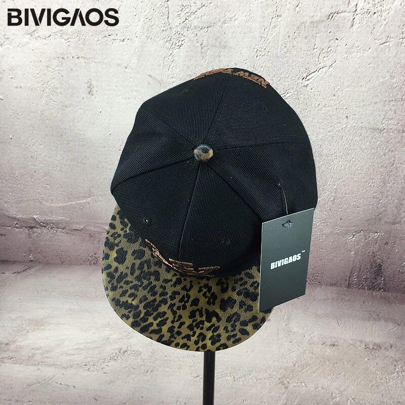 New Fashion Brown Pelle di Leopardo Snapbacks New York Lettere Ricamo  Baseball Caps Hip hop Cappelli Ossa Gorras Per Gli Uomini Le Donne in New  Fashion ... 41dd141507aa