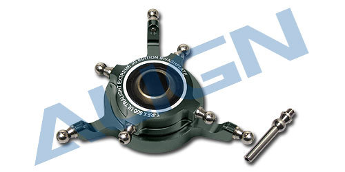 Align T-REX 600 Nitro CCPM Metal Swashplate H60017A Align trex 600 parts Free Shipping with Tracking i m a t rex