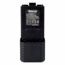 Retevis 7.4 В 3800 мАч rt-5r литий-ионный аккумулятор для retevis rt-5r/rt-5rv baofeng uv5r/uv5rb/uv5re/uv5re плюс tyt th-f8 двухстороннее радио
