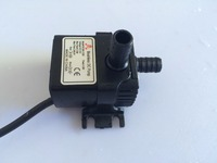 Mute Brushless DC Pump Water Oil Fluids Submersible 12V Head 3m For Plumbing Mattress Pump Mini