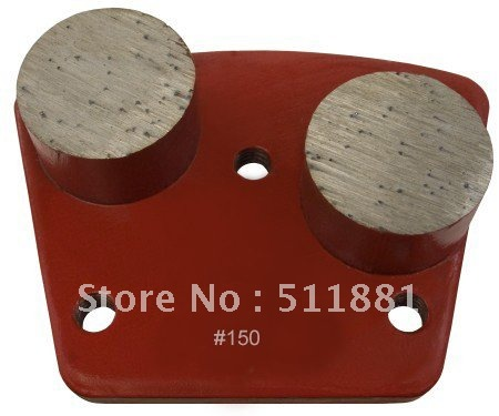 2C Concrete Grinding Polishing Block FREE Shipping | Install In NCCTEC L357,L4480,L4580,L4680 Floor Polisher