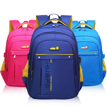 Children's Backpack Nylon School Bags Primary Student Waterproof  Large Capacity Backpack Kids Teenagers Boy and Girl Bags