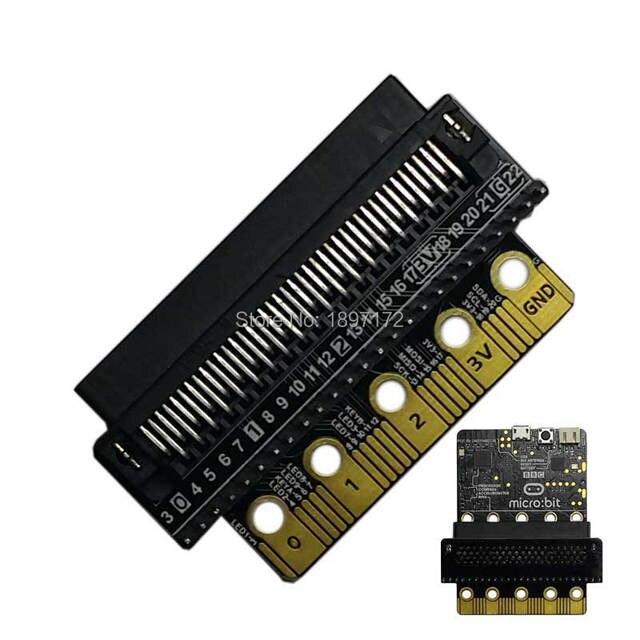 BBC micro:bit GPIO Expansion board (B) test GPIO
