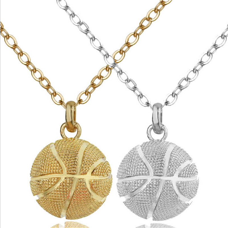 Online shop 3d basketball pendant necklace for women silvergold online shop 3d basketball pendant necklace for women silvergold color charms sweater collar choker necklace fashion fitness sport jewelry aliexpress mozeypictures Images