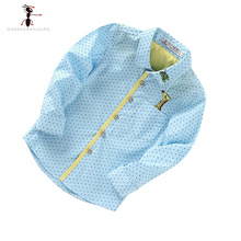 Shirt for boys Polka Dot 2016