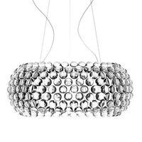 Modern oturma odası akrilik RS7 ampul kolye ışıkları fikstür yemek odası Foscarini Caboche Dia35/50/65 CM açık altın kolye lamba|golds pendant lamp|pendant lamplighting fixtures dining room -