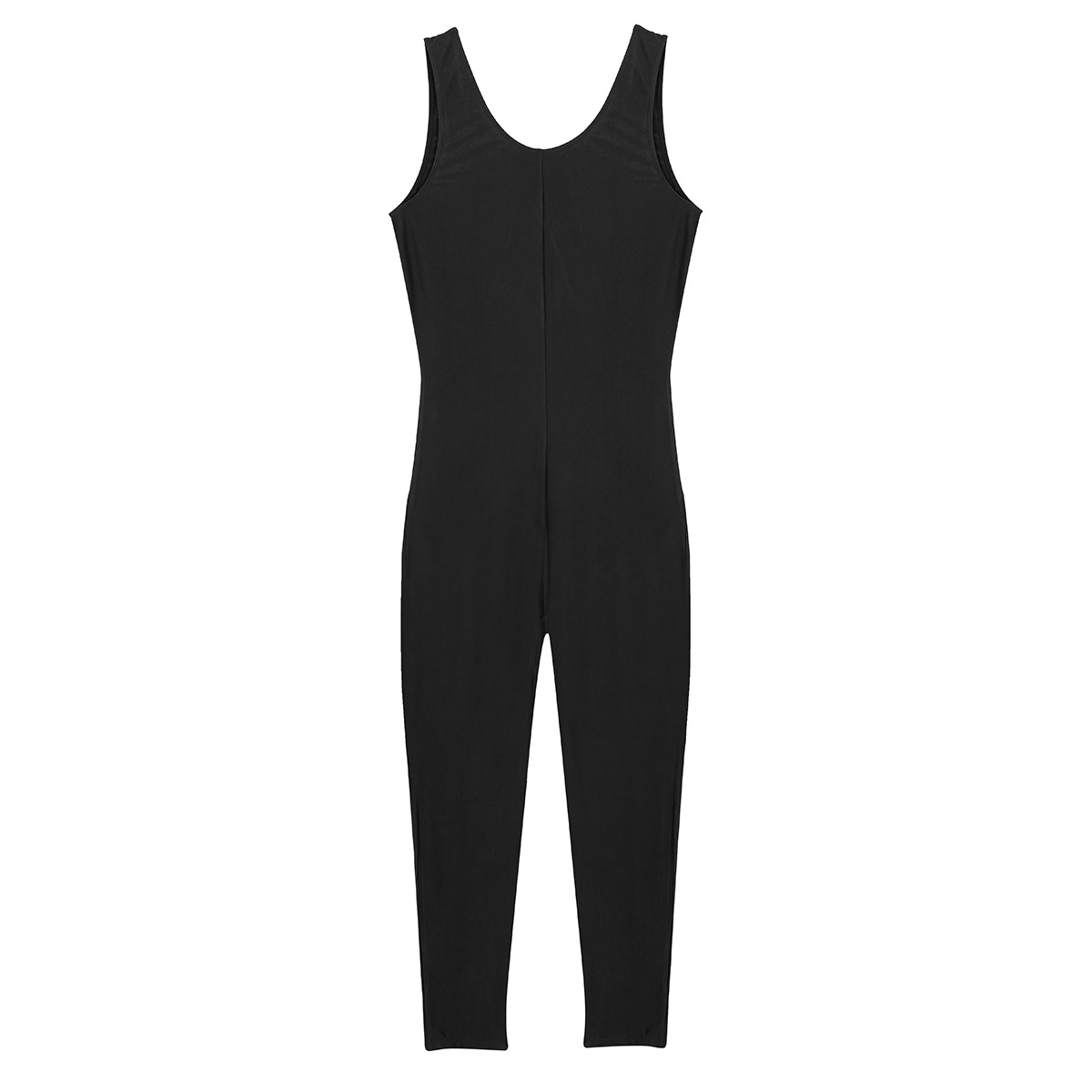 Men Sleeveless Leotard Bodysuit Lycra Tights Leggings for Ballet Dance Vest Teddy Sports Unitard Catsuit Male Dancewear Jumpsuit 33