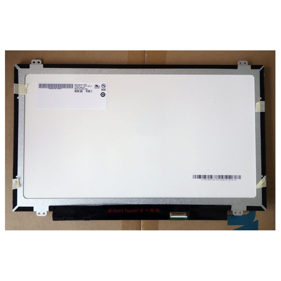Matrix for Laptop 15 6 LCD Screen For HP 250 G4 1366x768 HD LED Display eDP