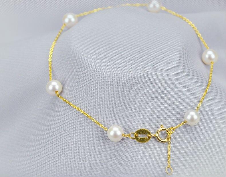 gold akoya pearl bracelet jewelry 33