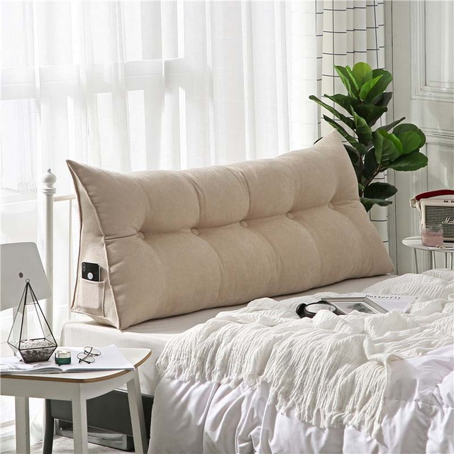 Chpermore High-grade Luxo Simples cama almofada do sofá duplo Tatami Cama saco Cama Removível macio travesseiro Para Dormir