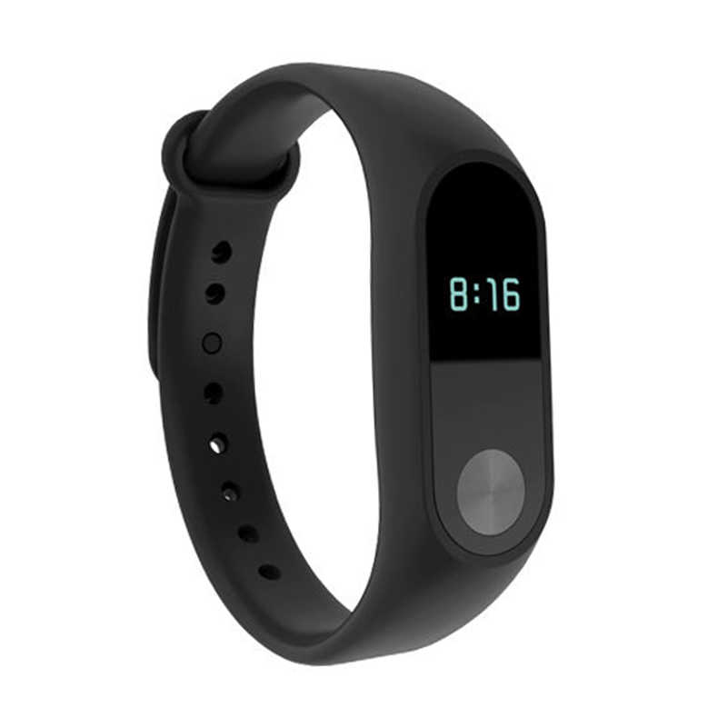 6 Colors Smart Bracelet For Mi Band 2 Strap Replacement Belt Silicone Wristband For Mi Band 2 For Xiaomi Smart Smart Accessories