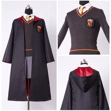 Crianças robe uniforme hermione granger cosplay traje criança versão