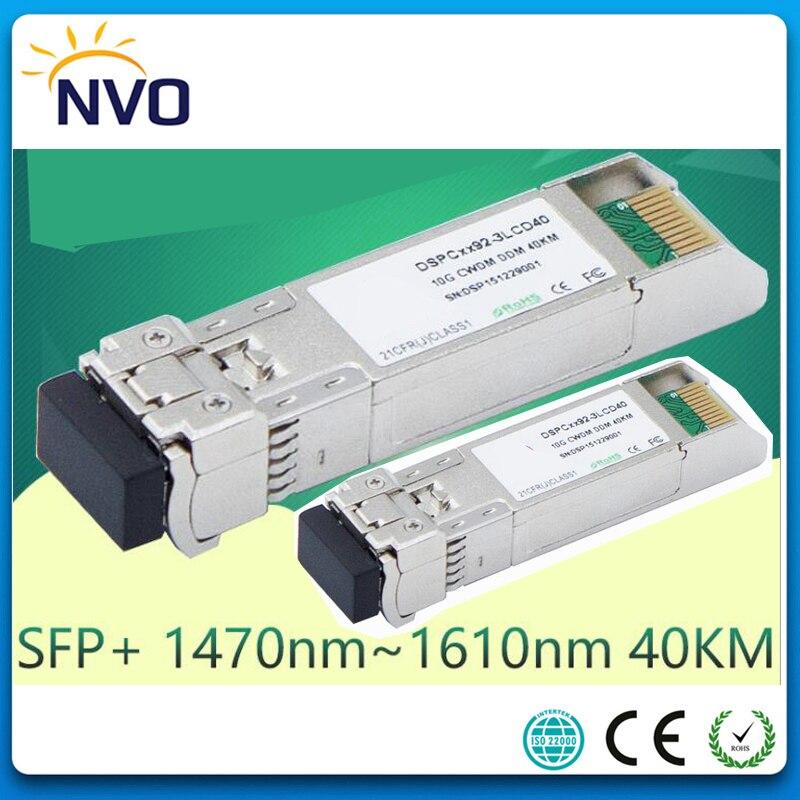 10G CWDM-SFP+-ER,10G Dual Fiber,LC,40KM,1270nm~1450nm,with step 20nm Uncooled CWDM SFP+ Fiber Transceiver Module With DDM10G CWDM-SFP+-ER,10G Dual Fiber,LC,40KM,1270nm~1450nm,with step 20nm Uncooled CWDM SFP+ Fiber Transceiver Module With DDM