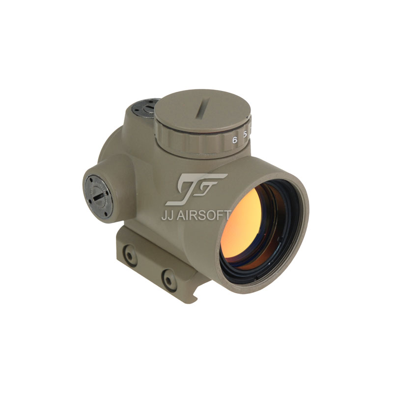 TARGET MRO Red Dot with Low Mount (Tan) AC32067 FREE SHIPPING target solar power t1 t 1 red dot with riser mount and low mount tan ipsc hs403c hs503c