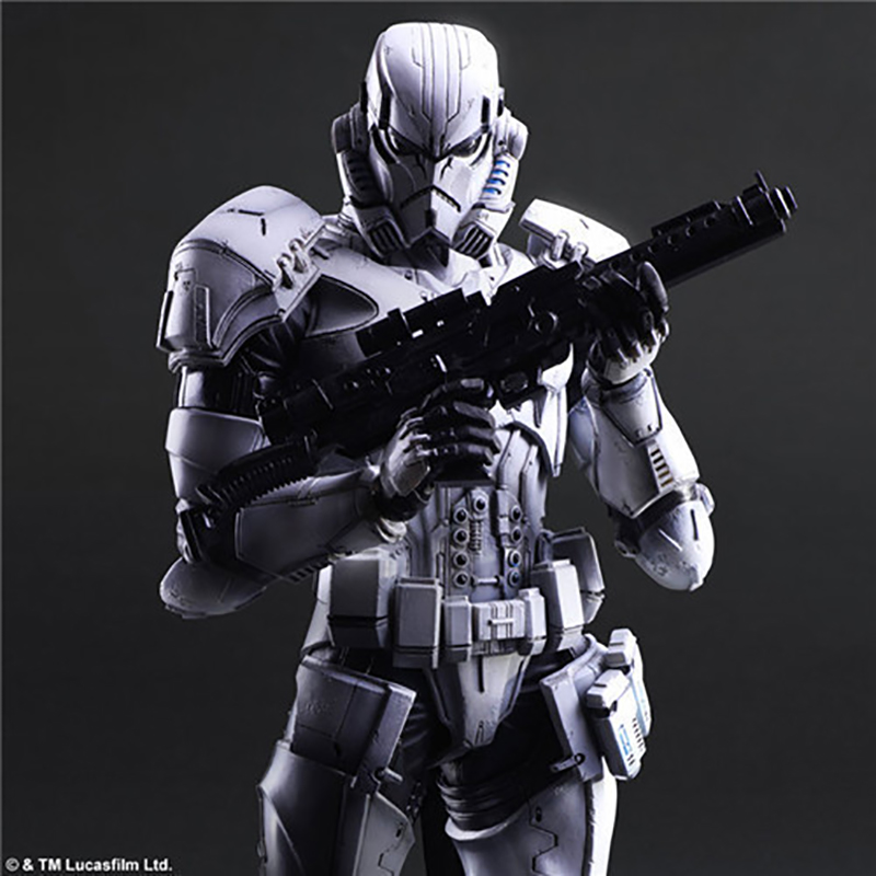 Star Wars Variant Play Arts KAI NO 3 Figuras Doll PVC Action Figure Collectibles Model Toy