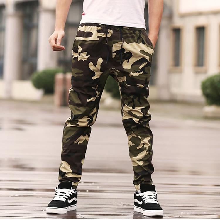 Plus Size Army Cargo Pants Men Camouflage Sweatpants hip hop Trousers Big Size XXL 3XL 4XL 5XL 6XL 7XL 8XL messenger bag