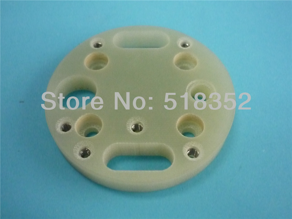 A290-8101-X312 Fanuc F306 Insulation Board, Isolation Plate Lower for EDM Wire Cutting Machine Part m312 mitsubishi new style mv ceramic lower isolator plate x085c130g51 117 106 t20mm edm wear parts