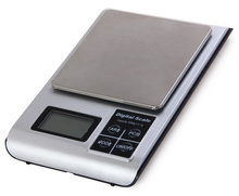 3000g/ 0.1g High Accurate Digital Kitchen scale Household Weighing Scale with tray LCD Display