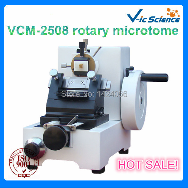 Factory long-term export VCM-2508 histology rotary microtome