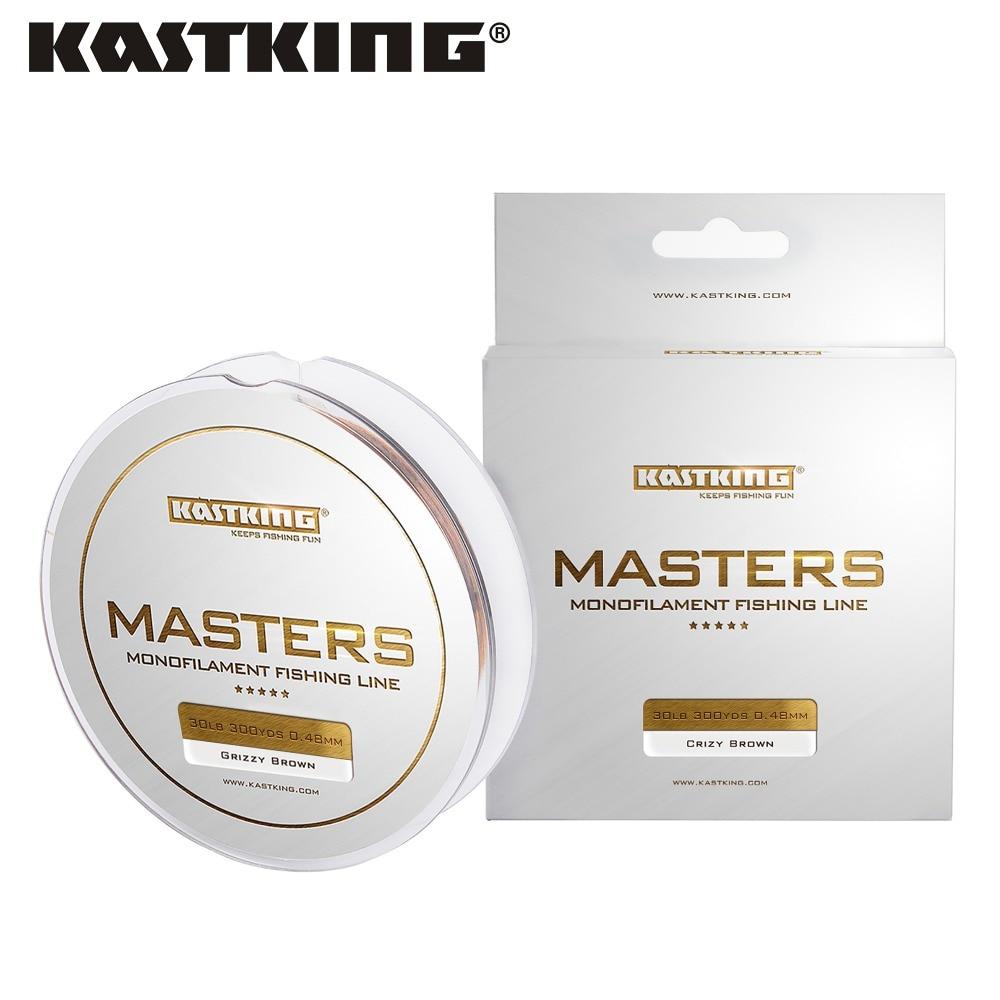 KastKing Master 7 Farben 274 Mt Nylon Angelschnur Japan Material ...