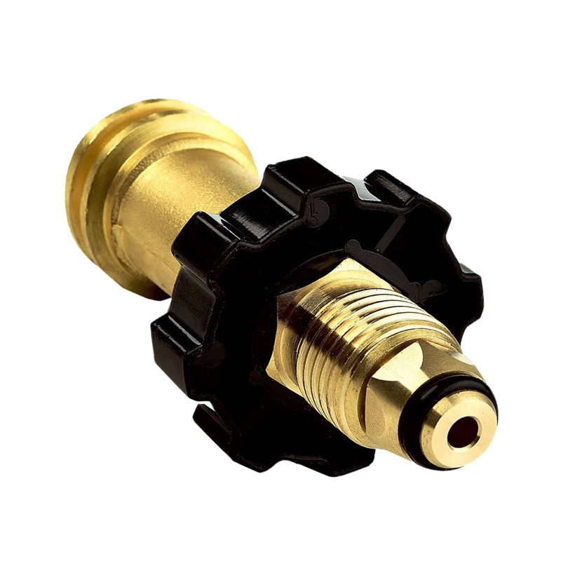 Propane adapter universal fit tank adaptor qcc