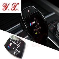 High Quality Sticker For BMW Gear Shift Cover Decorative For BMW E39 E46 E60 E90 F10