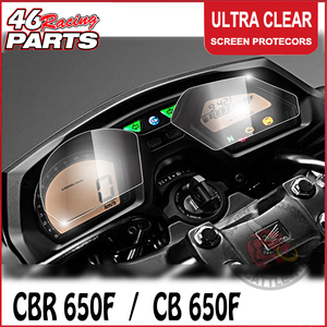 CK CATTLE KING Cluster Scratch Cluster Screen Protection Film Protector For For HONDA CBR/CB 650F CBR650F CB650F(China)