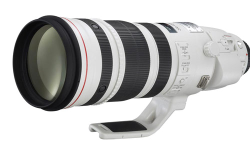 New Canon EF 200 400mm f/4L IS USM with 1.4x Extender Lens For 1DX 5D IV 5D III 5DSR 5DS 80D 7D II