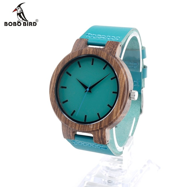 BOBO BIRD Watch Men Bamboo Wood Watch For Men Women Japanese miytor 2035 Quartz Casual Wooden Wriswatches relojes hombre 2017 bobo bird luxury bamboo wood men watch with engrave flower bamboo band quartz casual women watch full wooden watch in gift box