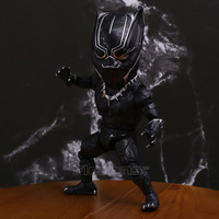 Marvel Black Panther Egg Attack Action EAA 033 PVC Action Figure Collectible Model Toy