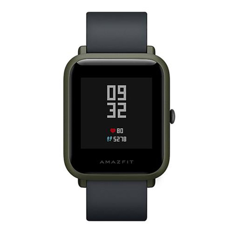Original Xiaomi Huami AMAZFIT Smartwatch IP68 Waterproof Heart Rate / Sleep Monitor Geomagnetic Sensor GPS