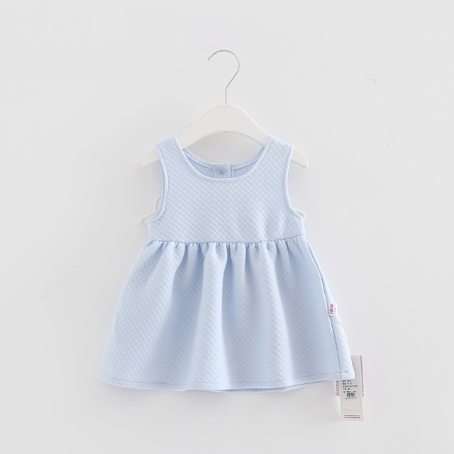 Baby Angel Feathers Frock