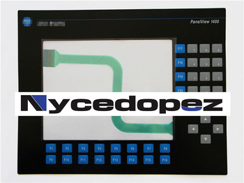 For Panelview 1400 2711-K14C15 2711-K14C6 Membrane Keypad