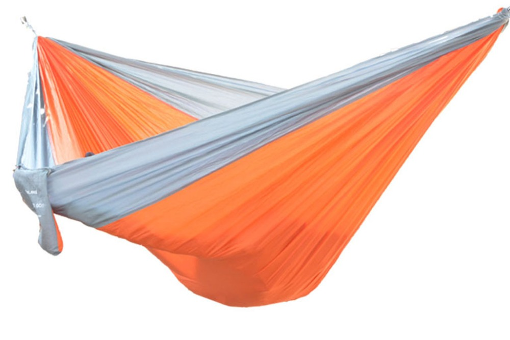 Sunland Ultra Light Portable Nylon Parachute Hammock for Travel,Camping,Hiking,Outdoor,Backpacking portable nylon single or double person hammock parachute parachute fabric hammock for travel hiking backpacking camping hammock