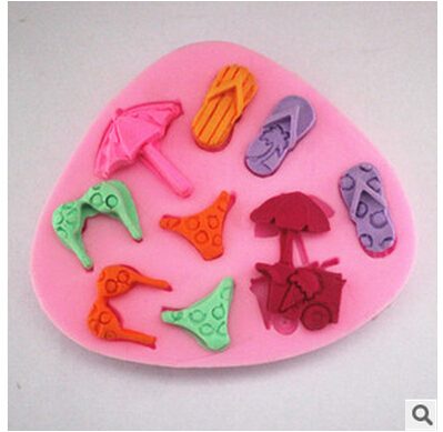 Hot Sales Grass Silicone Mould Fondant Cake Decor Clay Sugar Pastry Icing Molds