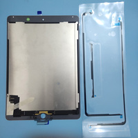 100% Test AAA+ For Apple iPad 6 Air 2 9.7'' Touch Screen Digitizer + LCD Display Assembly For iPad Air 2 A1567 A1566 LCD Panels