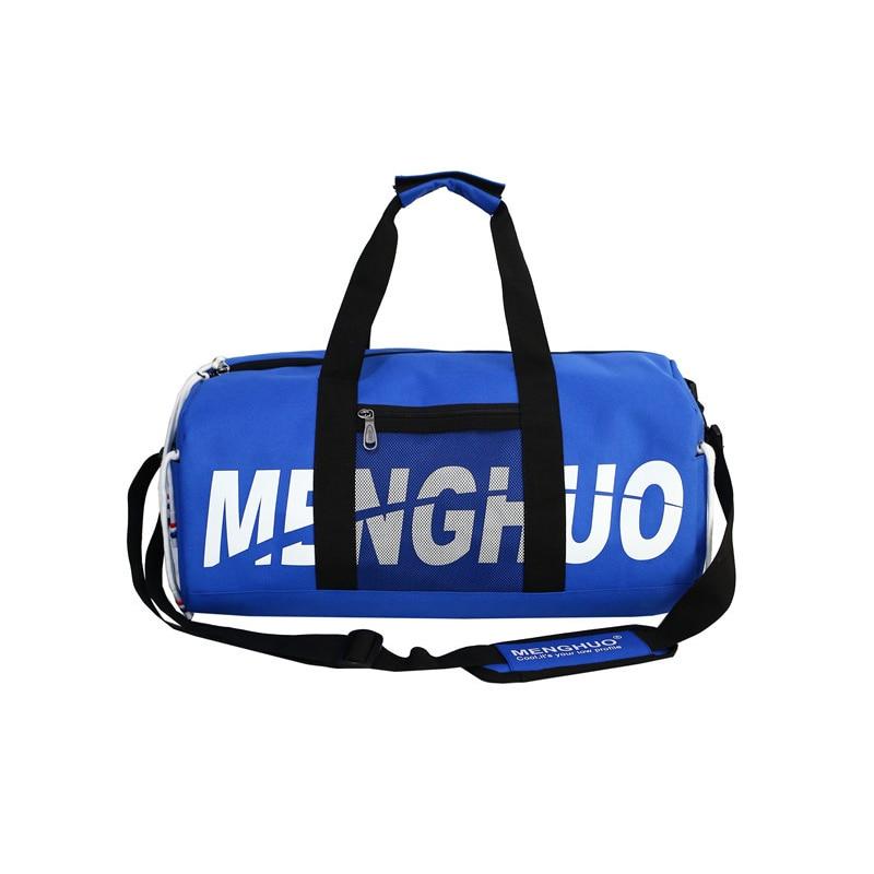 2018 Wobag Frauen Qualität Oxford Tuch Brief Reisetasche Neue Fitness Tasche 3 Farbe Handtaschen Mode Männer Reisetasche Reise Duffle Moderater Preis